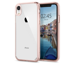 Etui/obudowa na smartfona Spigen Ultra Hybrid do iPhone XR Rose Crystal