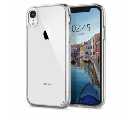 Etui / obudowa na smartfona Spigen Ultra Hybrid do iPhone XR Crystal Clear