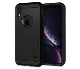 Etui/obudowa na smartfona Spigen Tough Armor do iPhone XR Black