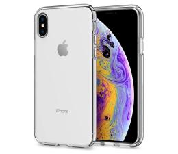 Etui / obudowa na smartfona Spigen Liquid Crystal do iPhone XS Clear