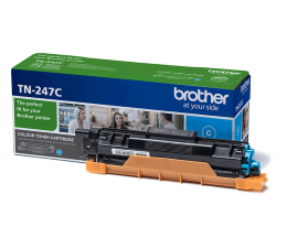 Toner do drukarki Brother TN247C  cyan 2300 str. (TN-247C)