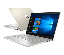 "Notebook / Laptop 14,1"" HP Pavilion 14 i5-8250U/8GB/480PCIe/W10/IPS Gold"
