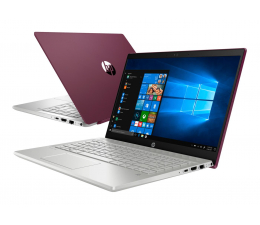 "Notebook / Laptop 14,1"" HP Pavilion 14 i5-8265U/16GB/480/Win10 Burgundy"