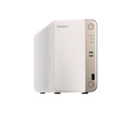 Dysk sieciowy NAS / macierz QNAP TS-251B-4G (2xHDD, 2x2-2.5GHz, 4GB, 5xUSB, 1xLAN)