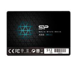 """Dysk SSD  Silicon Power 512GB 2,5"""" SATA SSD A55"""