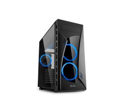 Obudowa do komputera Sharkoon Night Shark Blue