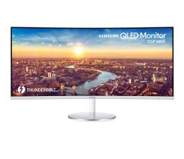 """Monitor LED 32"""" i większy Samsung C34J791WTUX Curved Quantum Dot"""