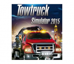 Gra na PC United Independent Entertainment Towtruck Simulator 2015 ESD Steam