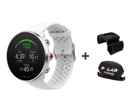 Zegarek sportowy Polar Vantage M combo biały
