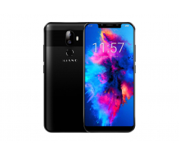 Smartfon / Telefon Kiano Elegance 6 4/64GB Dual SIM 4050 mAh czarny