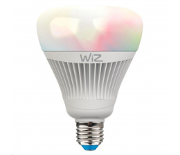 Inteligentne oświetlenie WiZ Colors RGB LED (E27/1550lm)