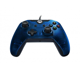 Pad PDP Xbox One Controller - Blue (przewodowy)