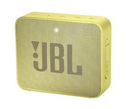 Głośnik przenośny JBL GO 2 Żółty
