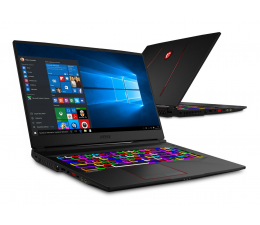 "Notebook / Laptop 17,3"" MSI GE75 i7-9750H/16GB/256+1TB/Win10 RTX2060 144Hz"