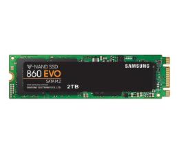 Dysk SSD  Samsung 2TB M.2 SATA SSD 860 EVO