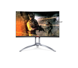 "Monitor LED 27"" AOC AGON AG273QCX Curved HDR"