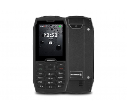 Smartfon / Telefon myPhone HAMMER 4 czarny