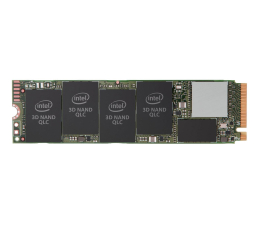 Dysk SSD  Intel 512GB M.2 PCIe NVMe 660p Series