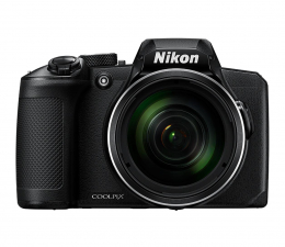 Aparat kompaktowy Nikon Coolpix B600 czarny