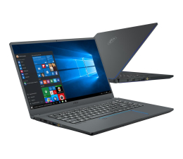 "Notebook / Laptop 15,6"" MSI PS63 i7-8565U/16GB/512/Win10 GTX1050Ti"