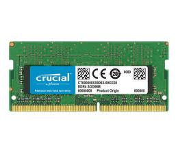 Pamięć RAM SODIMM DDR4 Crucial 8GB 2666MHz CL19 1.2V