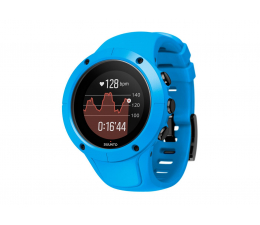 Zegarek sportowy Suunto Spartan Trainer Wrist HR niebieski