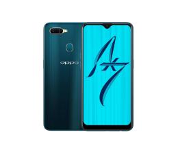 Smartfon / Telefon OPPO AX7 3/64GB Dual SIM niebieski