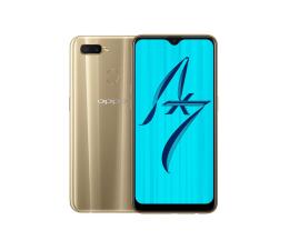 Smartfon / Telefon OPPO AX7 3/64GB Dual SIM złoty