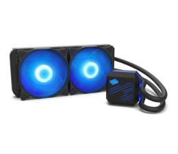 Chłodzenie procesora SilentiumPC Navis RGB 240 2x120mm