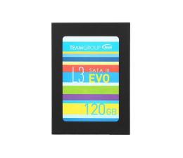 "Dysk SSD Team Group 120GB 2,5"" SATA SSD L3 EVO"