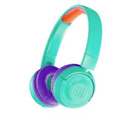Słuchawki bezprzewodowe JBL JUNIOR JR300BT turkusowy