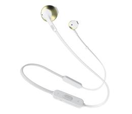 Słuchawki bezprzewodowe JBL T205 BT Złoty