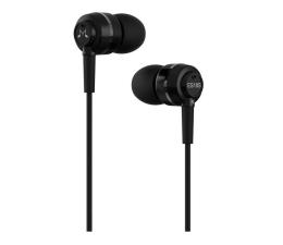 Słuchawki przewodowe SoundMagic ES18S Black