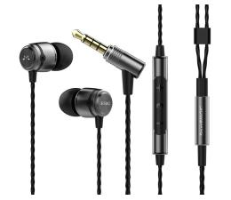 Słuchawki przewodowe SoundMagic E50C Silver-Black