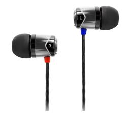 Słuchawki przewodowe SoundMagic E10 Silver-Black