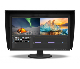 "Monitor LED 27"" Eizo ColorEdge CG279X-BK"