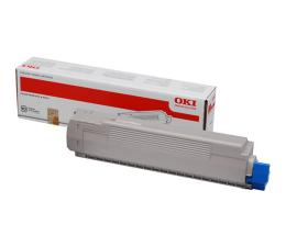 Toner do drukarki OKI 45862837 Yellow 7300 str.