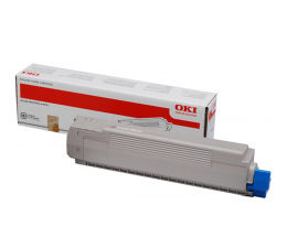 Toner do drukarki OKI 45862839 Cyan 7300 str.