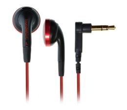 Słuchawki przewodowe SoundMagic EP30 Red