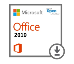 Program biurowy Microsoft Office 2019 Standard MOLP EDU