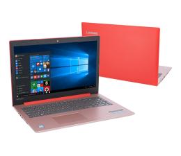 """Notebook / Laptop 15,6"""" Lenovo Ideapad 330-15 i3-8130U/4GB/120/Win10 Czerwony"""