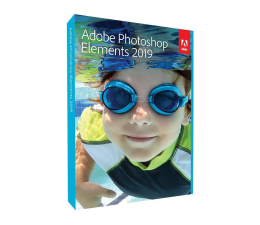 Program graficzny/wideo Adobe Photoshop Elements 2019 WIN [PL] BOX