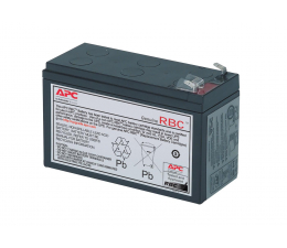 Zasilacz awaryjny (UPS) APC Zamienna kaseta akumulatora RBC106