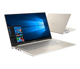 "Notebook / Laptop 13,3"" ASUS VivoBook S330FA i3-8145U/8GB/480/Win10 Złoty"