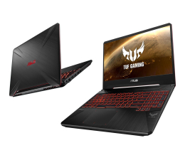 "Notebook / Laptop 15,6"" ASUS TUF Gaming FX505DY R5-3550H/8GB/256+1TB"
