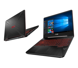 "Notebook / Laptop 15,6"" ASUS TUF Gaming FX505GE i5-8300H/16GB/256+1TB/Win10"