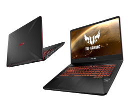 "Notebook / Laptop 17,3"" ASUS TUF Gaming FX705DY R5-3550H/8GB/512 120Hz"