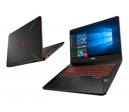 "Notebook / Laptop 17,3"" ASUS TUF Gaming FX705DY R5-3550H/32GB/512/W10 120Hz"
