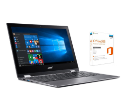 "Notebook / Laptop 11,6"" Acer Spin 1 N5000/4GB/64/Win10 IPS FHD +Rysik"