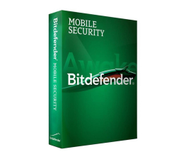Program antywirusowy Bitdefender Mobile Security Android 1st. (12m.)